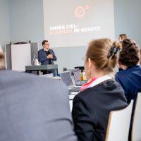 Jurysitzung 2018 / 30.01.2019 / Berlin @ Quadriga   © Jana Legler